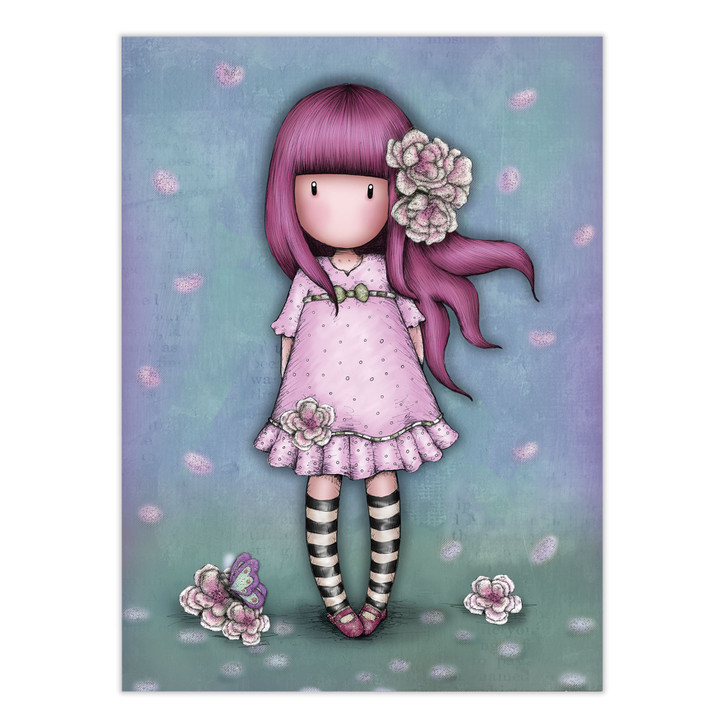 Gorjuss Collection - Cherry Blossom