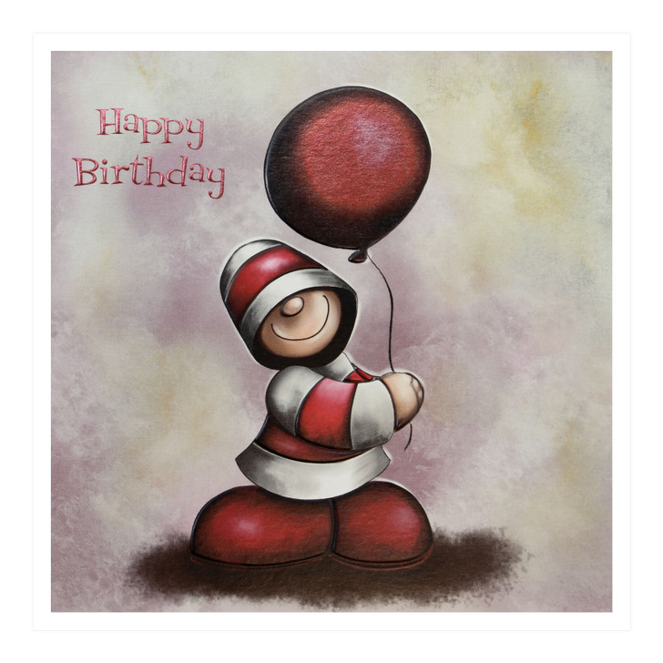 Hoodies Greeting Cards – Happy Birthday