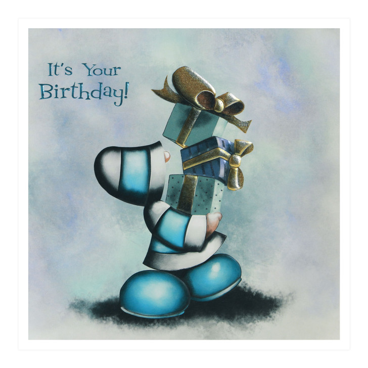 Hoodies Greeting Cards – It's Your Birthday