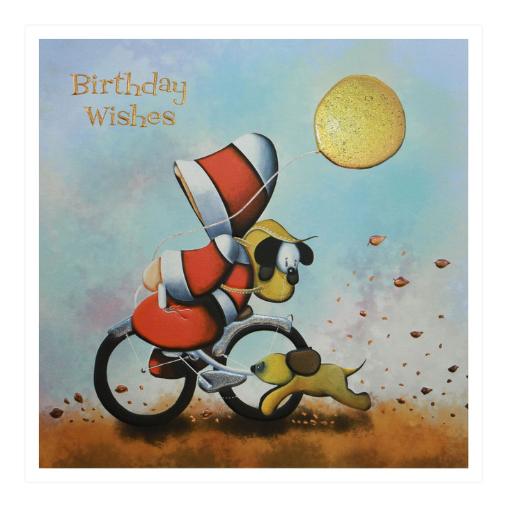 Hoodies Greeting Cards – Birthday Wishes