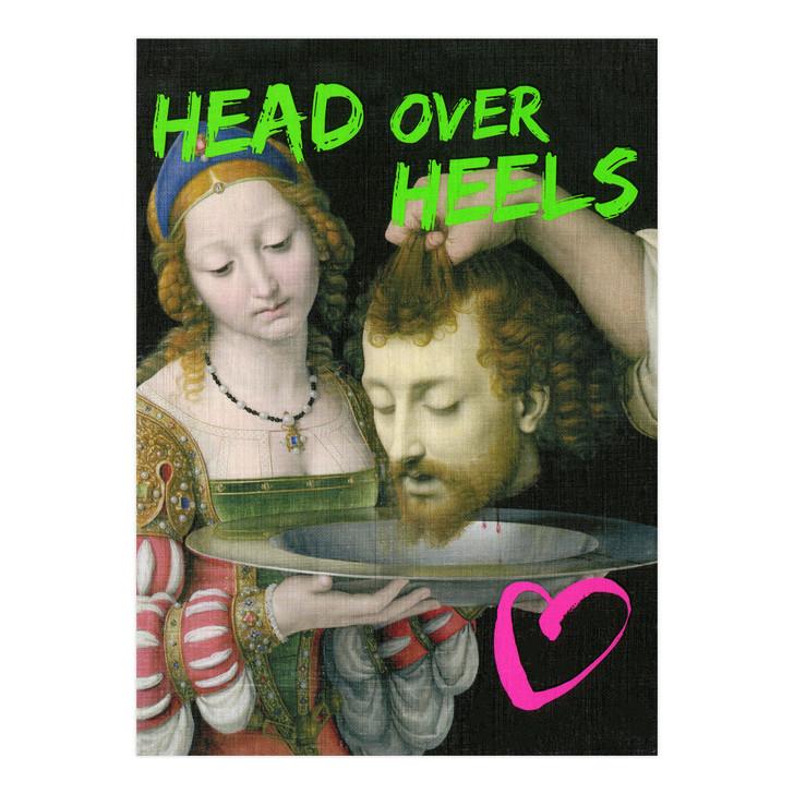 Masterpieces - Head Over Heels