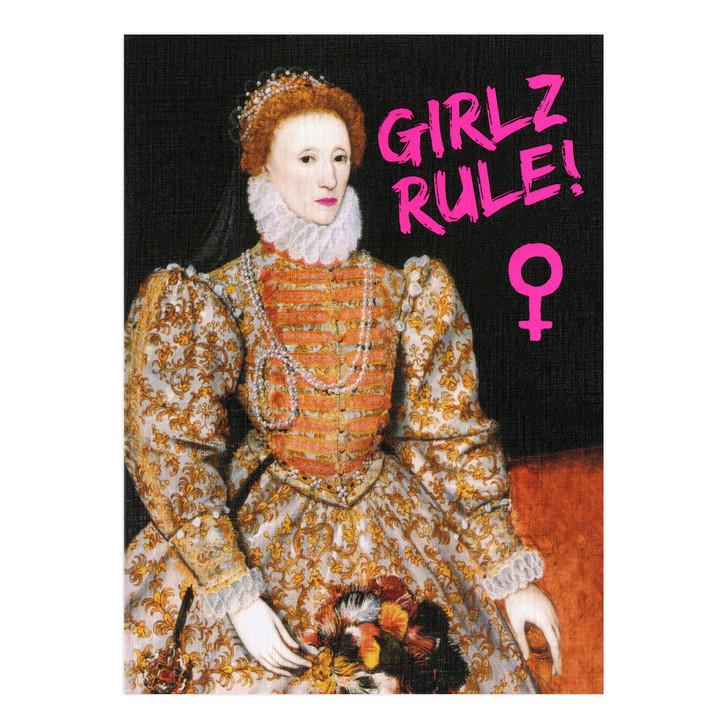 Master Pieces - Girlz Rule!