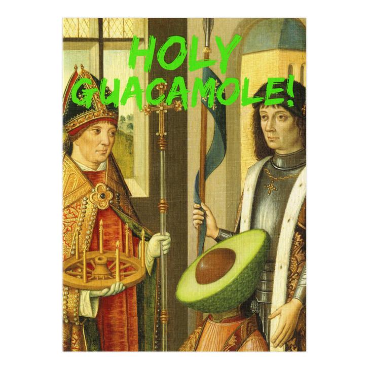 Masterpieces - Holy Guacamole!