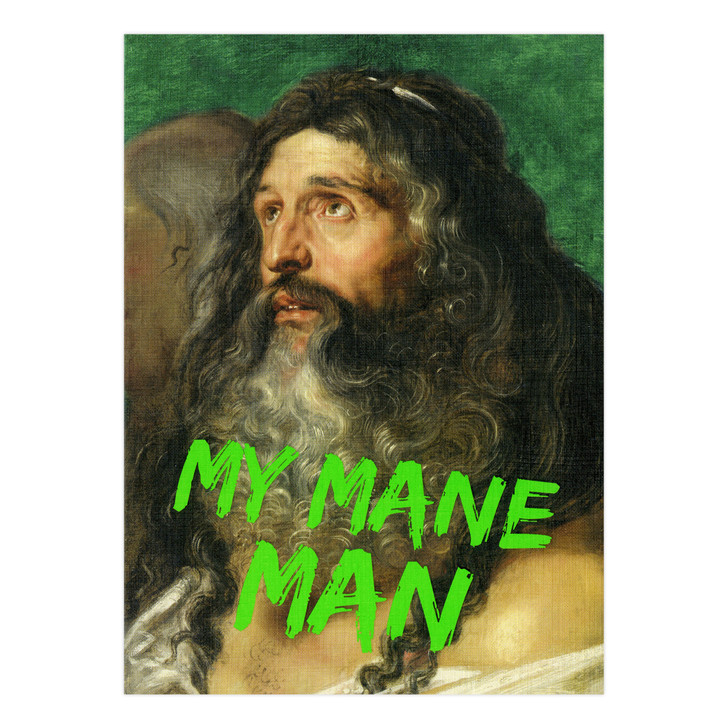 Masterpieces - My Mane Man