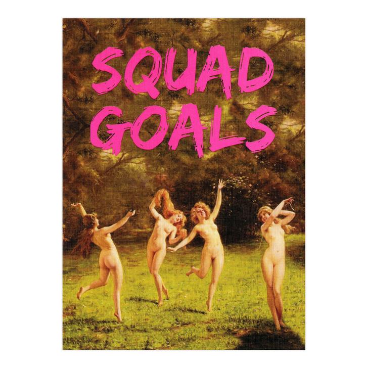 Master Pieces - Squad Goals