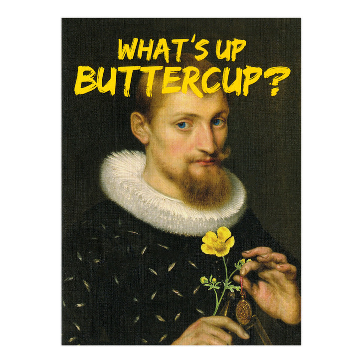 Masterpieces - What's Up Buttercup?