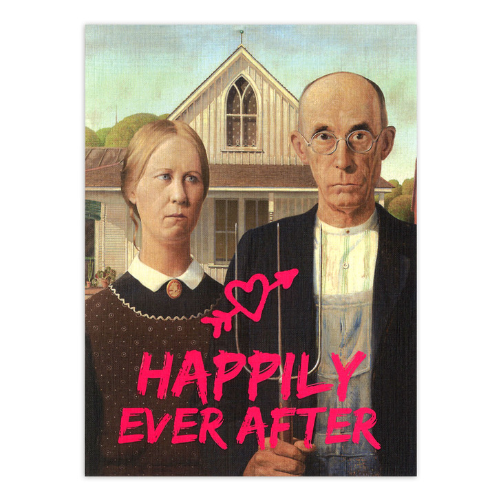 Master Pieces - Happily Ever After
