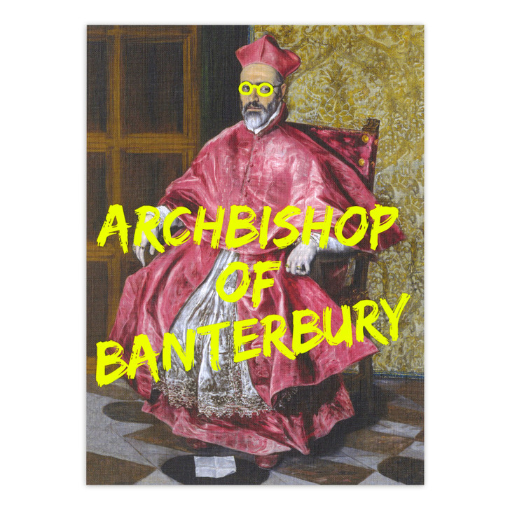 Masterpieces - Archbishop Of Banterbury