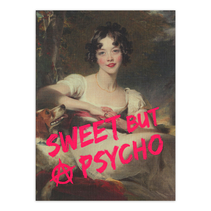 Masterpieces - Sweet But A Psycho