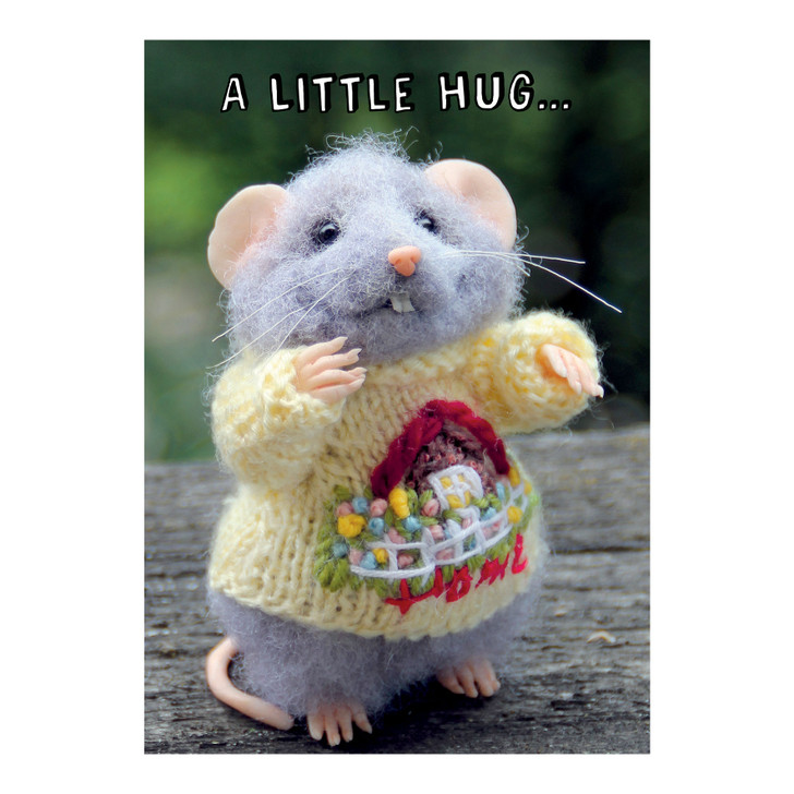 Tiny Squee Mousies - A Little Hug