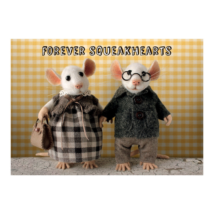 Tiny Squee Mousies - Forever Squeakhearts