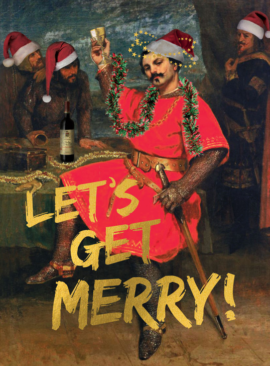 Masterpieces - Let's Get Merry!