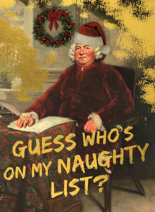 Masterpieces - Guess Who's On My Naughty List?