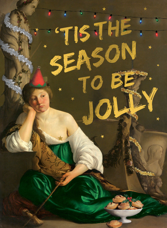 Masterpieces - 'Tis The Season To Be Jolly