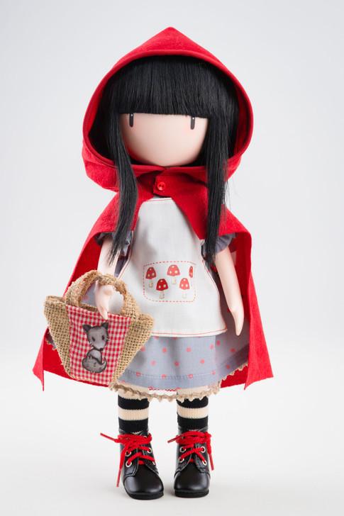 Gorjuss - Doll - Little Red Riding Hood