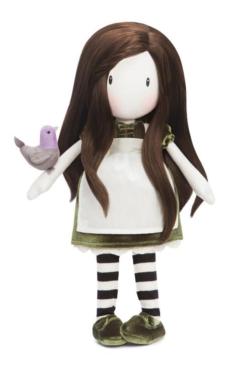 Gorjuss - Cloth Doll - On Top Of The World
