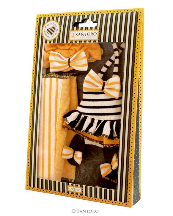 Gorjuss - Cloth Doll Clothing - Beach Belle