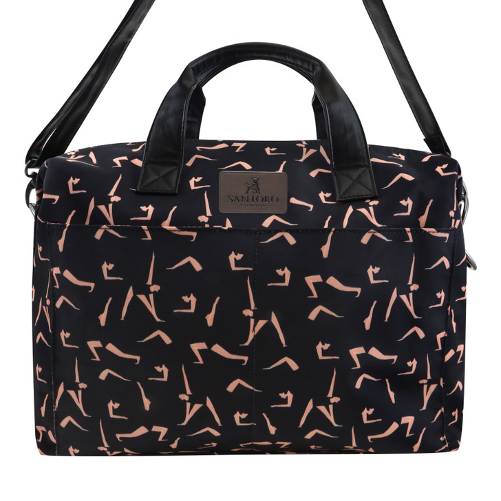 Zen - Shoulder Bag - Black