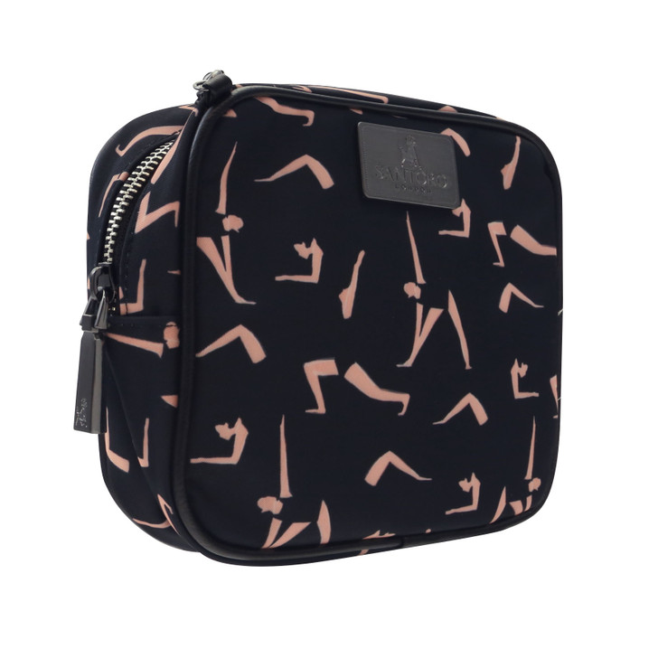 Zen - Mini Cross Body Bag - Black