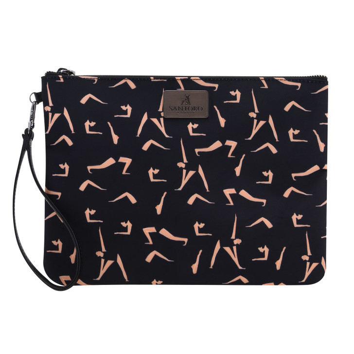 Zen - Large Accessory Pouch - Black