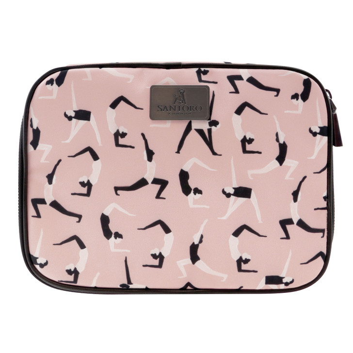 Zen - Large Cosmetic Case - Blush