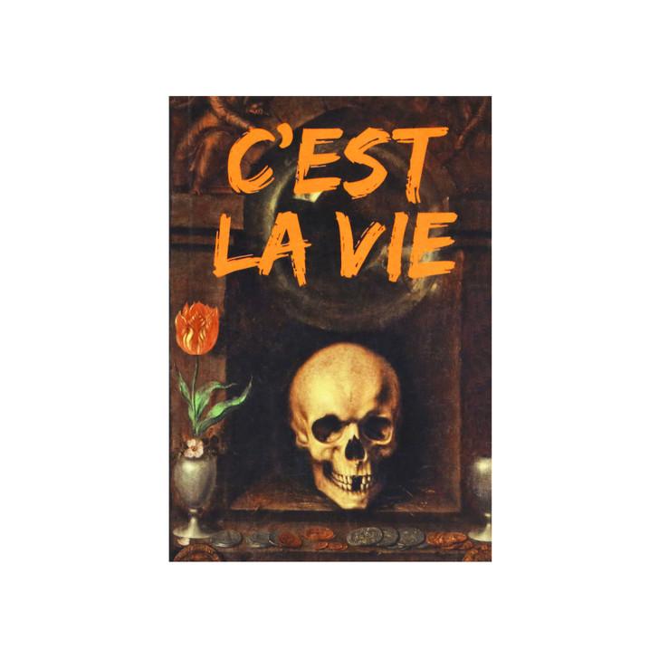 Masterpieces - A6 Notebook - C'est La Vie