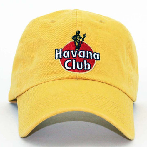 GL Havana Club Cap Mustard