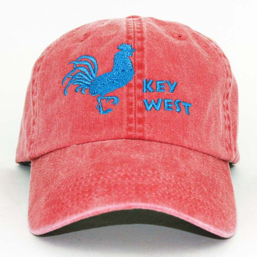 GL KW Roost Cap Coral/Steel Blue