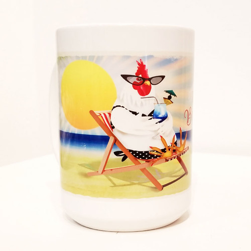 SG Beach Babe Mug