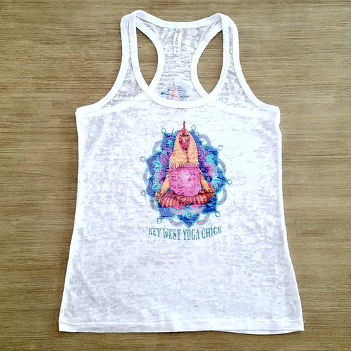 "BO ""Yoga Chick"" Burnout"