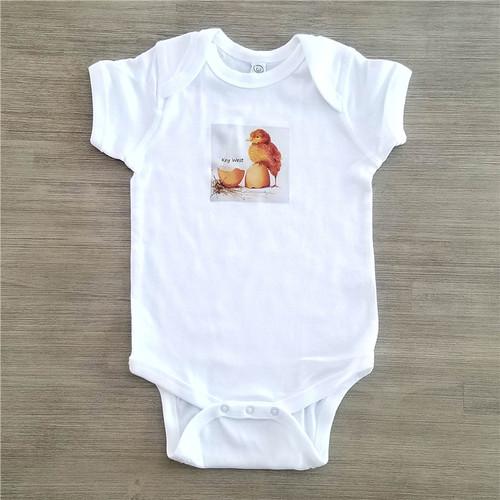 GL BABY Chick Newborn Onesie 18 Months