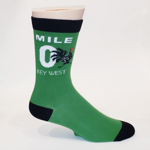 FSG Adult Socks Mile 0 Green