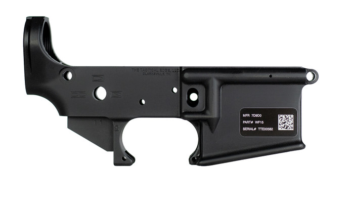 WARFIGHTER STRIPPED LOWER RECEIVER
