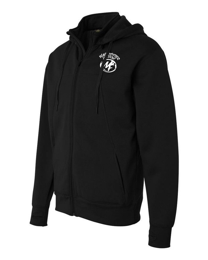 WARFIGHTER NATION POLY-TECH ZIP HOODY