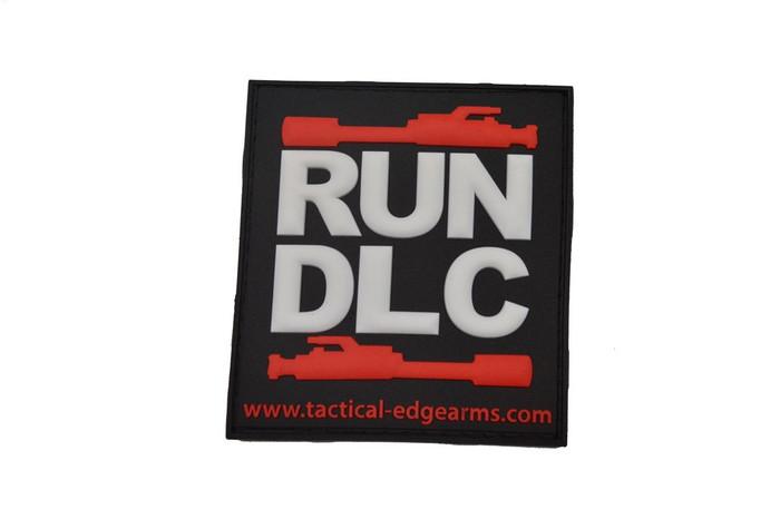RUN DLC PVC PATCH