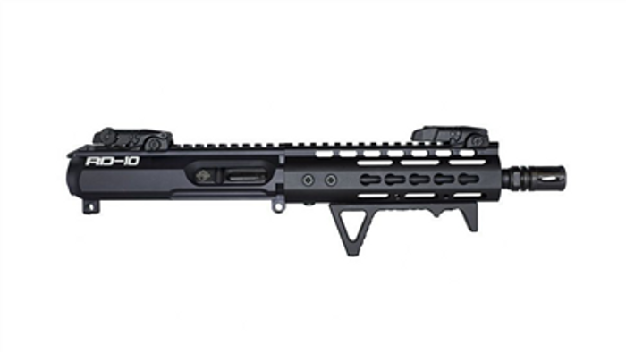 "RD-10 COMPLETE 8.3"" 10MM UPPER RECEIVER"