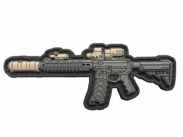 MK18 PVC PATCH
