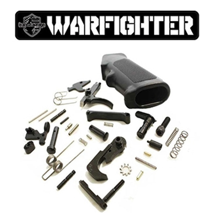 WARFIGHTER 5.56 COMPLETE LOWER PARTS KIT
