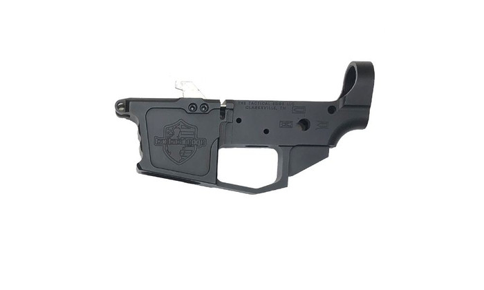 RD-9 STRIPPED 9MM LOWER RECEIVER GLOCK COMPATIBLE