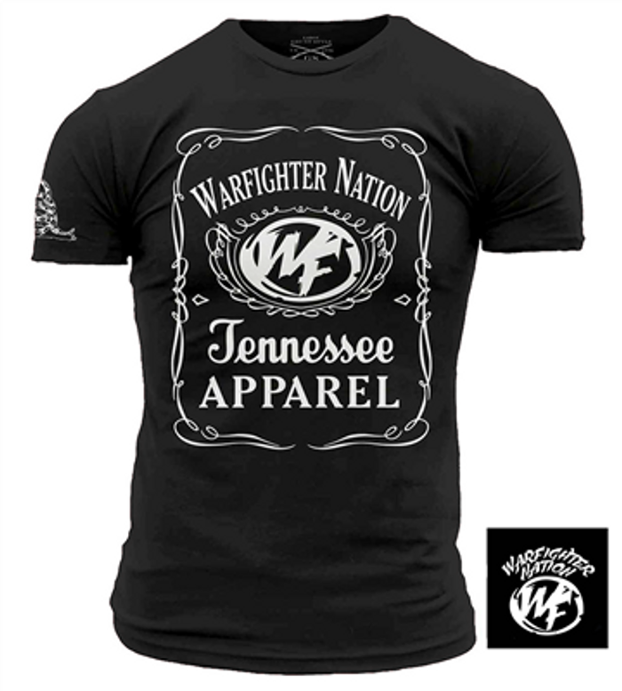 WARFIGHTER NATION BRANDED SHIRT