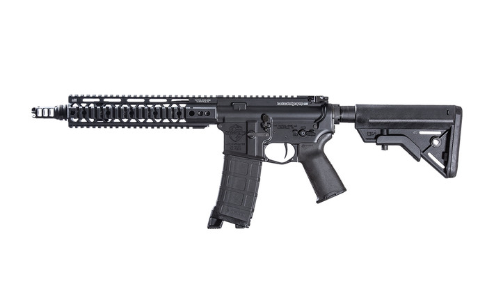 "WARFIGHTER 10"" 300BLK SBR W/WRS10 RAIL"