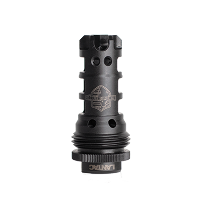 LANTAC ASR DRAGON MUZZLE BRAKE