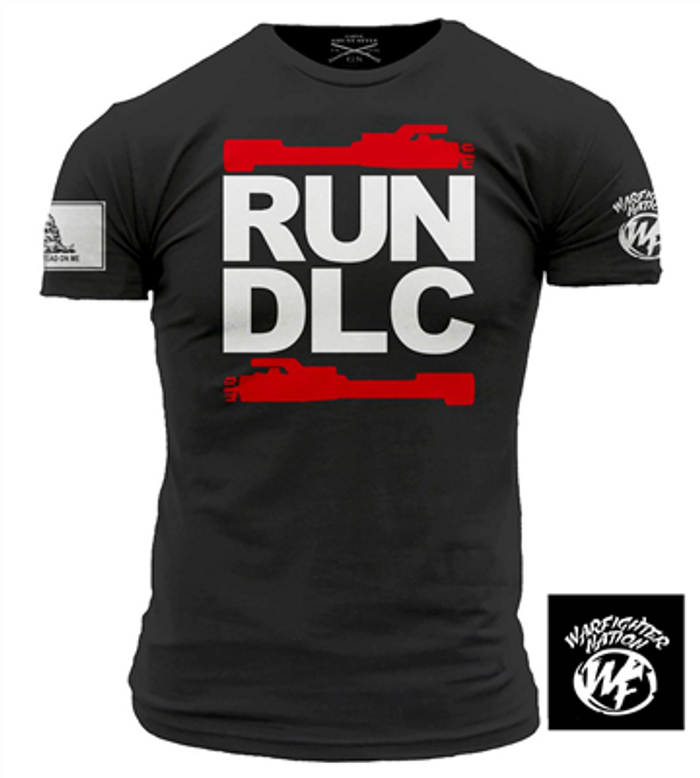 WARFIGHTER NATION RUN DLC SHIRT