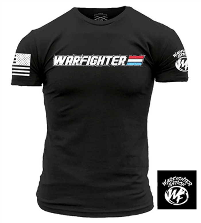 WARFIGHTER NATION AMERICAN HERO SHIRT