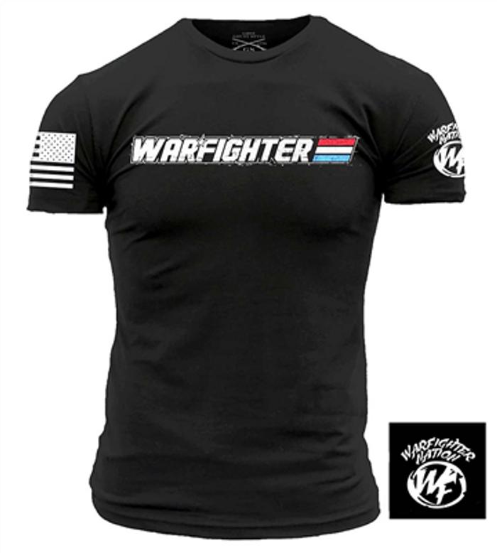 WARFIGHTER NATION AMERICAN HERO SHIRT
