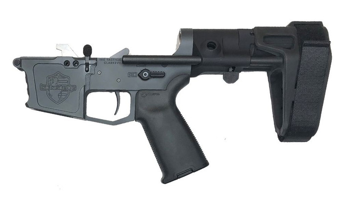 RD-9 Complete 9MM LOWER RECEIVER GLOCK COMPATIBLE