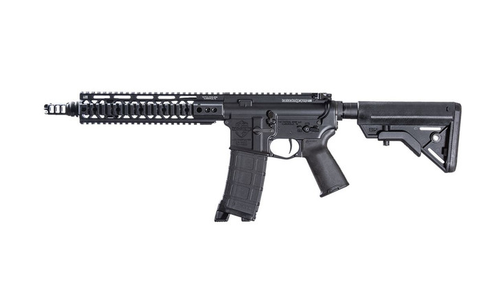 "WARFIGHTER 10"" 5.56 SBR W/WRS10 RAIL"