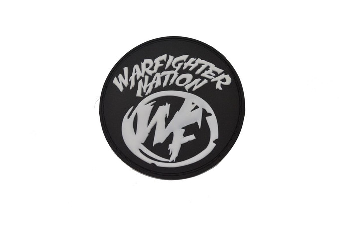 WARFIGHTER NATION PVC PATCH
