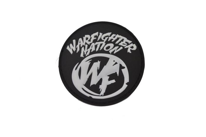 WARFIGHTER NATION PVC PATCH