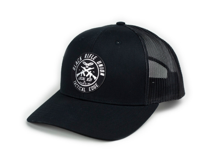 Black Rifle Union Hat - Black